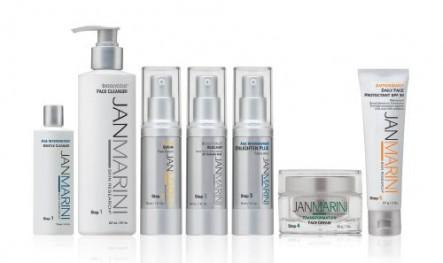 De productlijn van Jan Marini