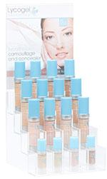 Lycogel makeup- en concealerlijn