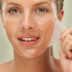 Cosmetische huidpeelings